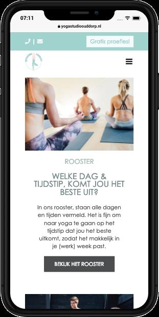 Yogastudio Ouddorp
